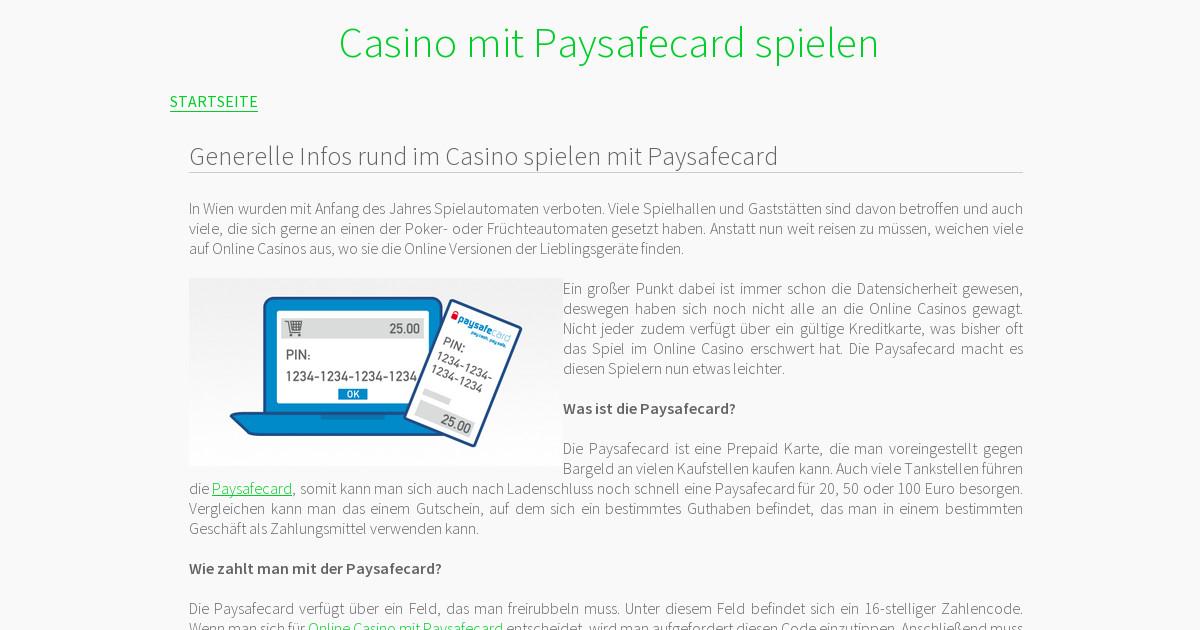 safe online casino jetst spielen